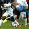Uruguay vs Inglaterra: Las mejores fotos del triunfo de los charrúas