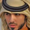 """La foto de uno de los hombres expulsados de Arabia por ser """"demasiado guapo"""""""