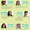 Infografía: Ocho jóvenes veinteañeros asumirán como nuevos diputados de la República