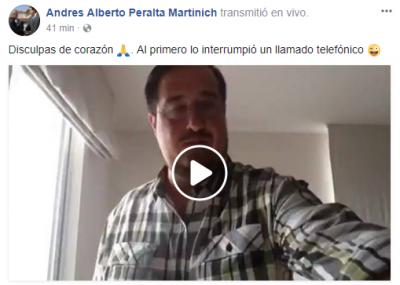 CHILE: Candidato a core se disculpa por polémico jingle calificado como misógino