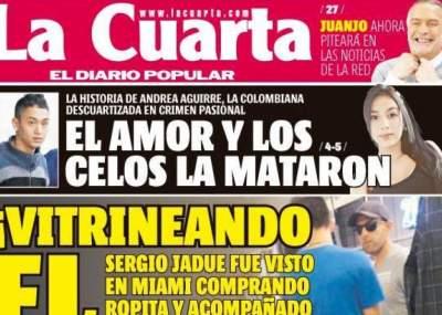 Por qué el Colegio de Periodistas condena titular de La Cuarta sobre ...