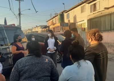 Imagen: Daniela Flores, abogada Derechos Humanos