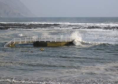Armada advierte llegada de las marejadas anormales más intensas del año