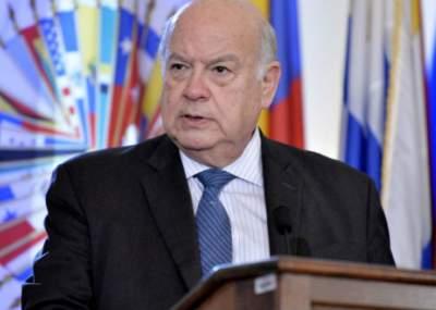Diputado Rocafull afirma que Insulza irá de candidato por Arica