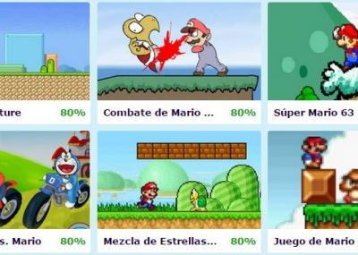 Juegos Mario Bros Para Jugar Gratis Desde Tu Computador El