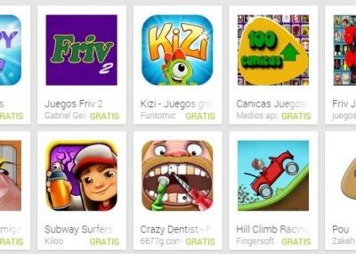 juegos de telefono gratis: