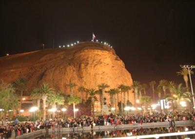 Ariqueños celebraron con emoción el inicio de la nueva Región Arica