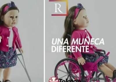 Muñeca de multitienda relacionada a Teletón provoca confusión en redes sociales