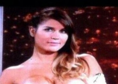 Foto Francisca Undurraga Y Su Nuevo Topless En Toc Show El