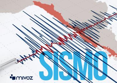 Sismo 6,3 se registró en el norte de país