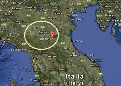 Resultado de imagen para sismo italia