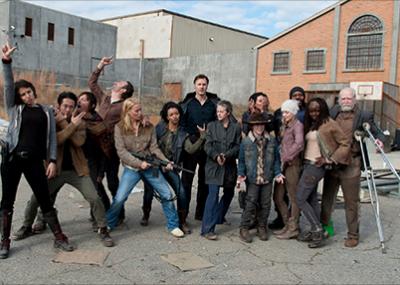 Hoy estreno nueva temporada de The Walking Dead | El Morrocotudo.cl ...